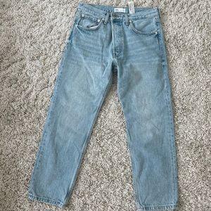 Brand new Zara jeans. Size 4